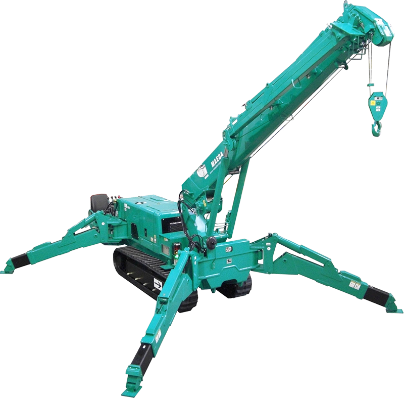 Spyder Crane Alternative