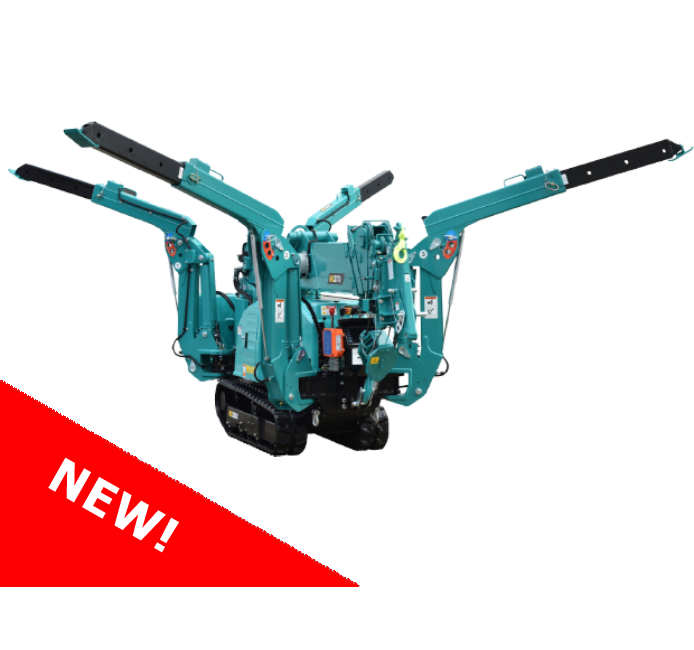 Easy to Use Mini Crane